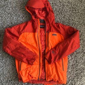 Patagonia Ski/Snowboard Jacket Hooded Full Zip (L)